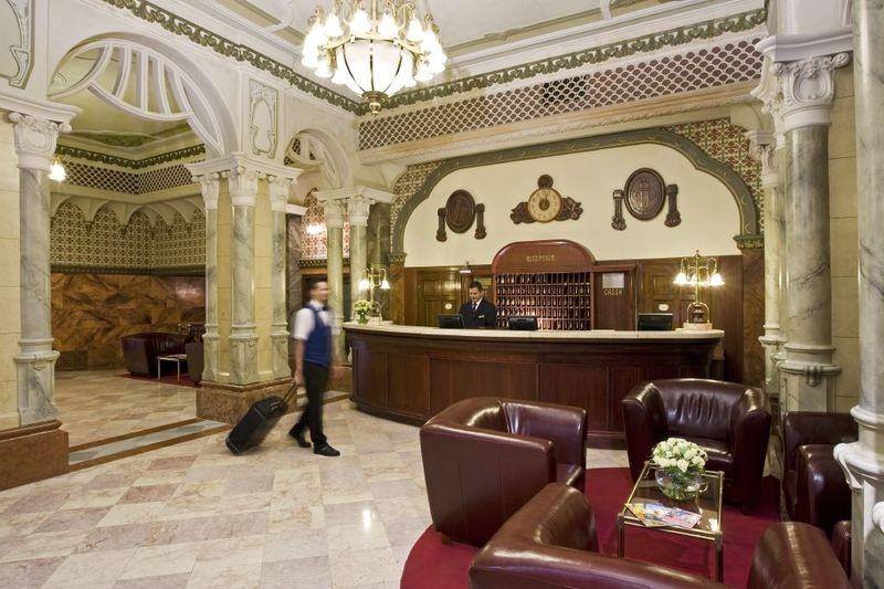 Hotel Palatinus City Center***superior