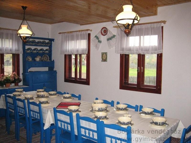 Boglárka Vendégház Gyimes-szoros